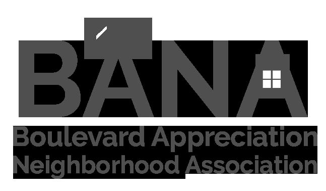 Boulevard Appreciation Neighborhood Association BANA logo